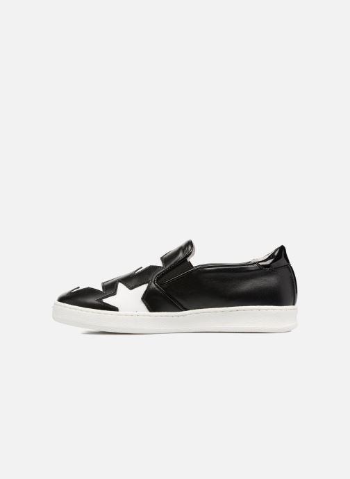 Sneakers Yep Elwin Zwart voorkant