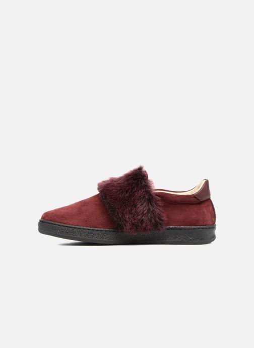 Sneakers Yep Emiline Bordò immagine frontale