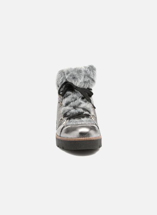 Bottines et boots Yep Rubie Argent vue portées chaussures