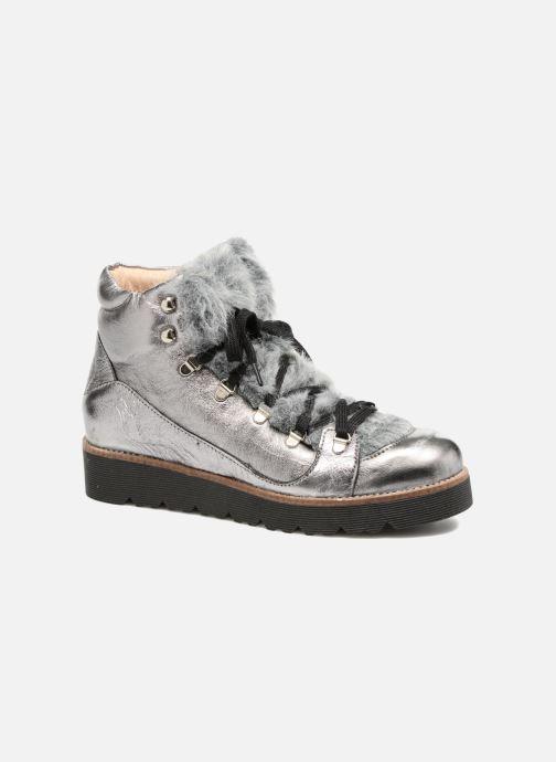 Bottines et boots Yep Rubie Argent vue détail/paire