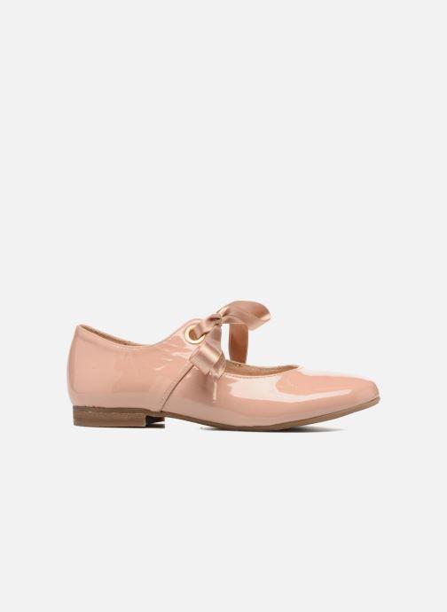 Ballerinas Yep Oriane rosa ansicht von hinten