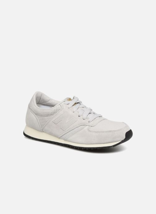 Trainers New Balance U420 D Grey detailed view/ Pair view