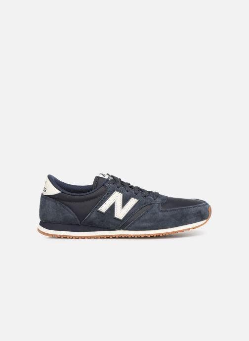 Sneaker New Balance U420 D blau ansicht von hinten