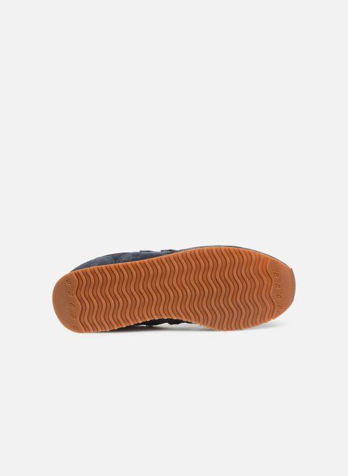 Sneaker New Balance U420 D blau ansicht von oben