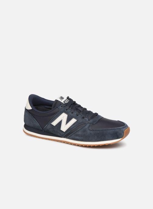 Sneaker New Balance U420 D blau detaillierte ansicht/modell
