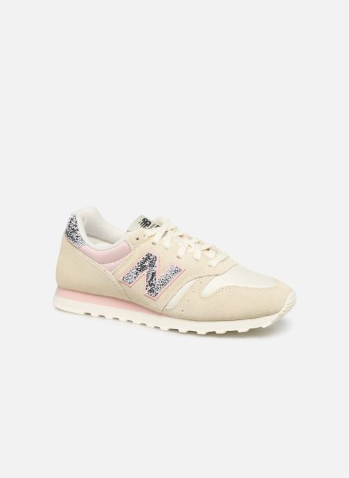 Trainers New Balance WL373 B Beige detailed view/ Pair view