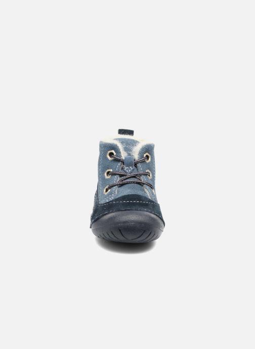 Bottines et boots Primigi Vitale Bleu vue portées chaussures