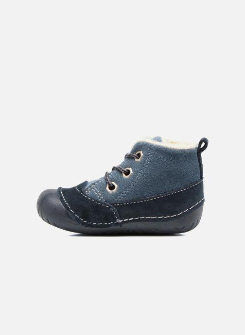 Stiefeletten & Boots Primigi Vitale blau ansicht von vorne