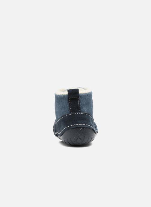 Bottines et boots Primigi Vitale Bleu vue droite