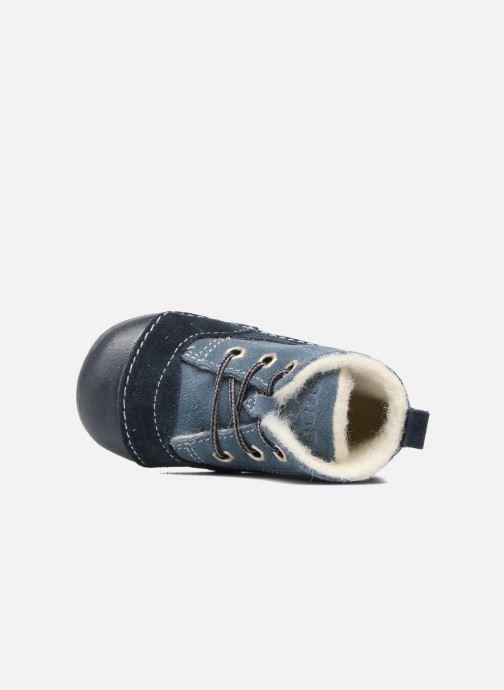 Stiefeletten & Boots Primigi Vitale blau ansicht von links