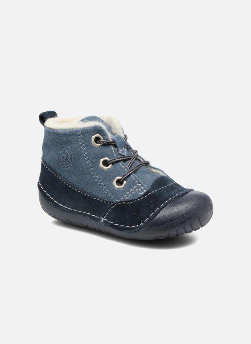 Bottines et boots Primigi Vitale Bleu vue détail/paire