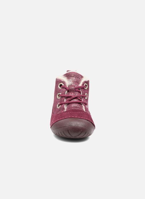 Bottines et boots Primigi Vitale Bordeaux vue portées chaussures