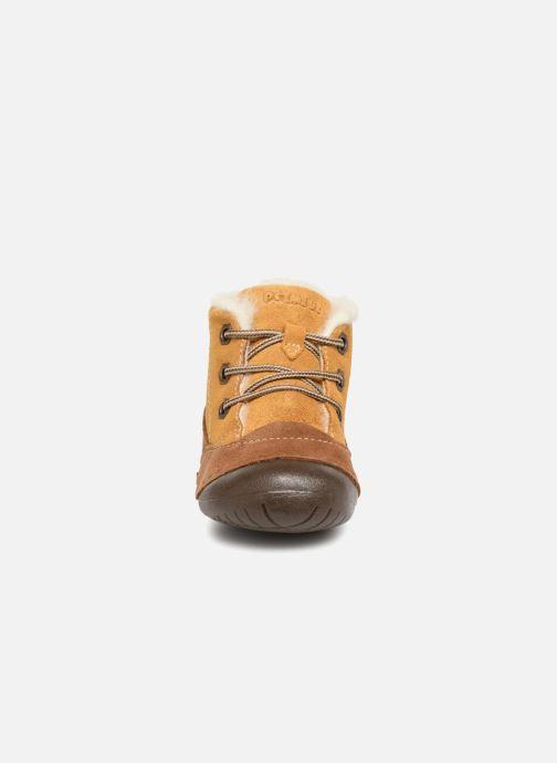 Ankle boots Primigi Vitale Brown model view
