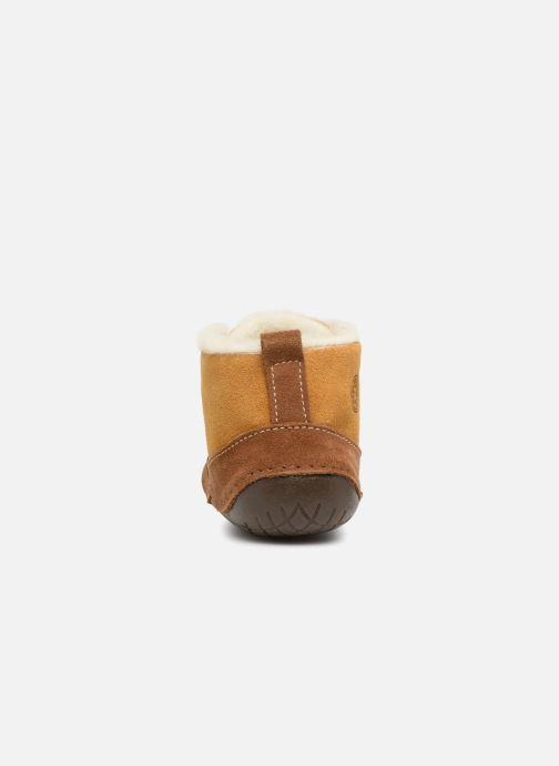 Ankle boots Primigi Vitale Brown view from the right
