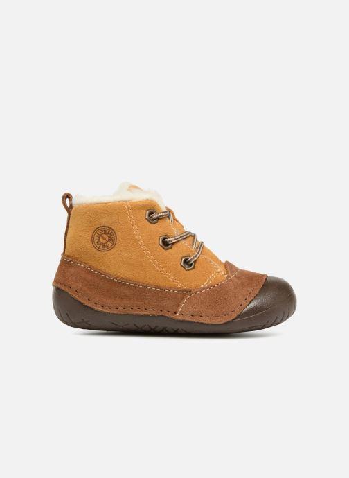 Ankle boots Primigi Vitale Brown back view