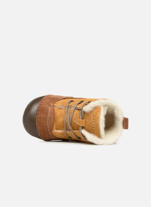 Stiefeletten & Boots Primigi Vitale braun ansicht von links