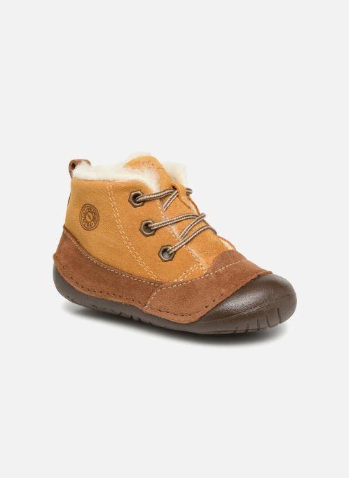Ankle boots Primigi Vitale Brown detailed view/ Pair view
