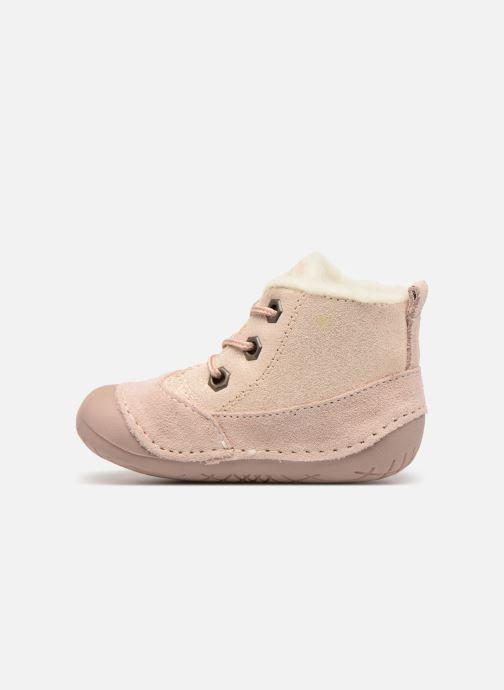 Stiefeletten & Boots Primigi Vitale rosa ansicht von vorne
