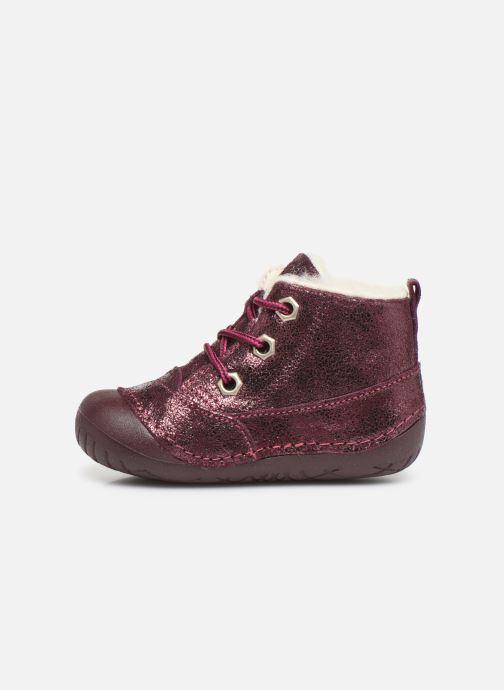 Bottines et boots Primigi Vitale Violet vue face
