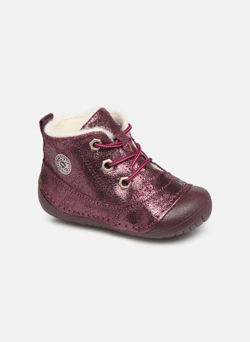 Bottines et boots Primigi Vitale Violet vue détail/paire