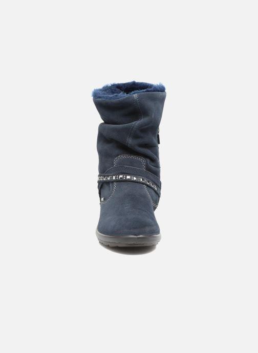 Bottes Primigi Carlotta Bleu vue portées chaussures