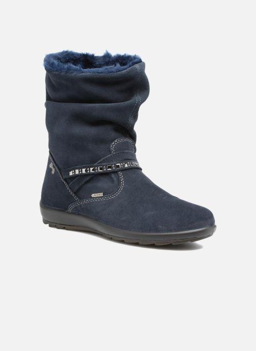 Støvler & gummistøvler Primigi Carlotta Blå detaljeret billede af skoene