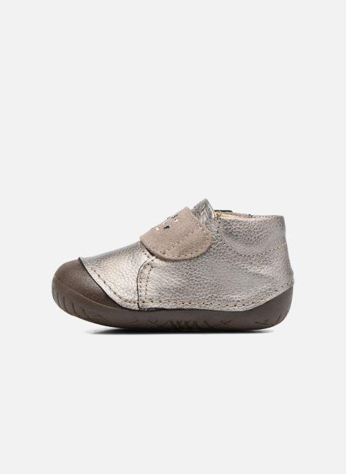 Bottines et boots Primigi Chiara Or et bronze vue face