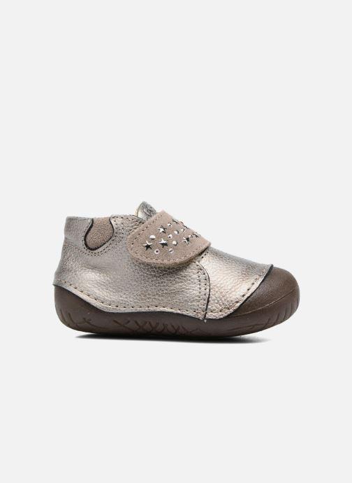 Bottines et boots Primigi Chiara Or et bronze vue derrière