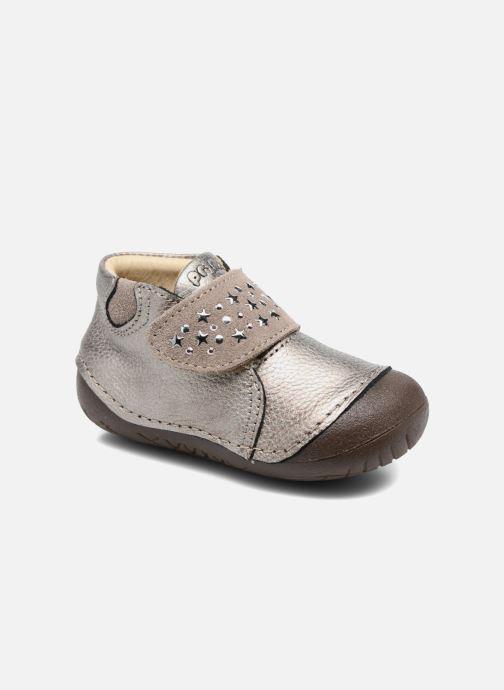 Bottines et boots Primigi Chiara Or et bronze vue détail/paire