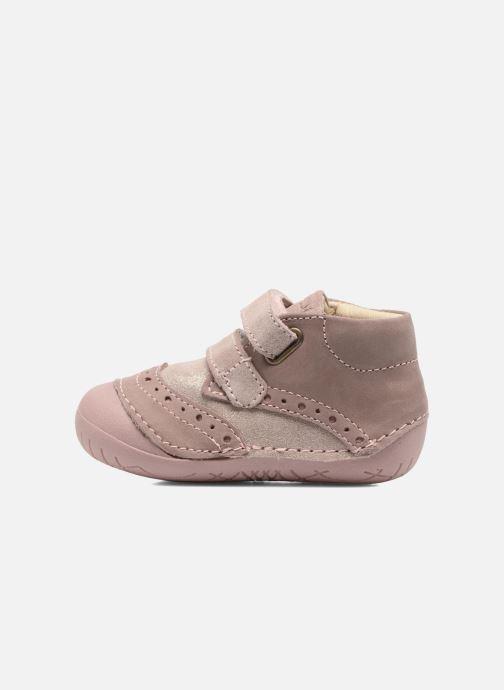 Stiefeletten & Boots Primigi Andrea rosa ansicht von vorne