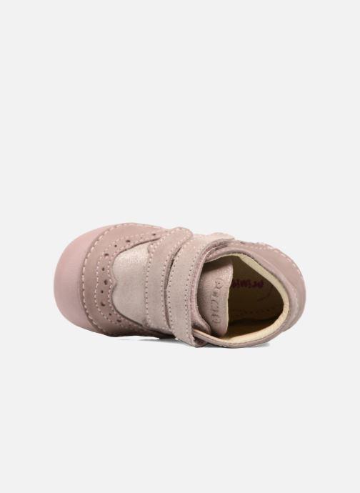 Stiefeletten & Boots Primigi Andrea rosa ansicht von links