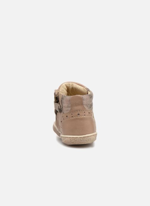 Trainers Primigi Ambra Beige view from the right