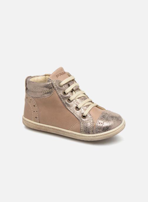 Sneakers Primigi Ambra Beige detaljeret billede af skoene