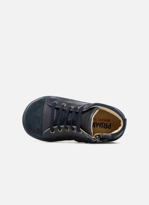 Trainers Primigi Ambra Blue view from the left