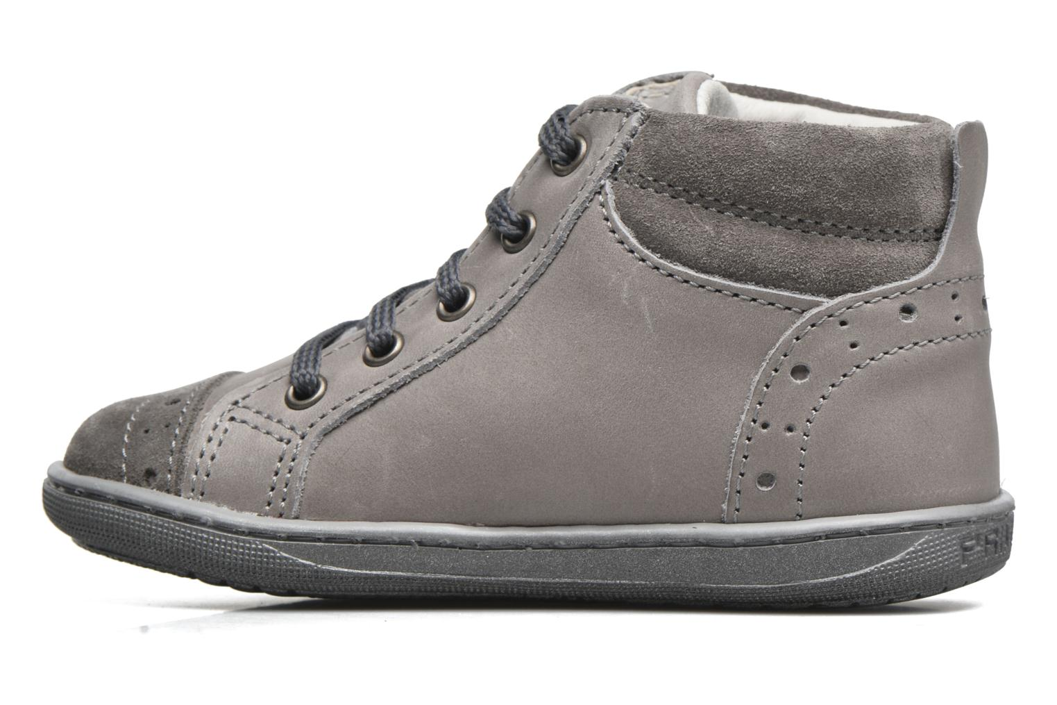 Trainers Primigi Ambra Grey front view