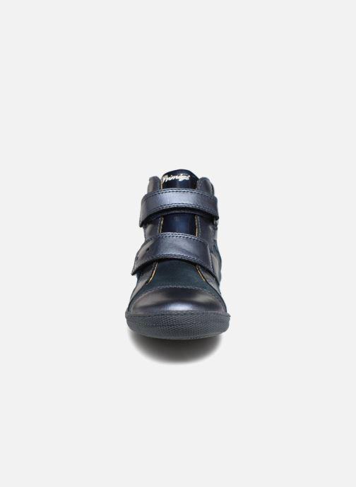 Ankle boots Primigi Gaia Blue model view