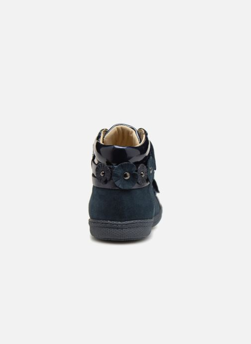 Ankle boots Primigi Gaia Blue view from the right