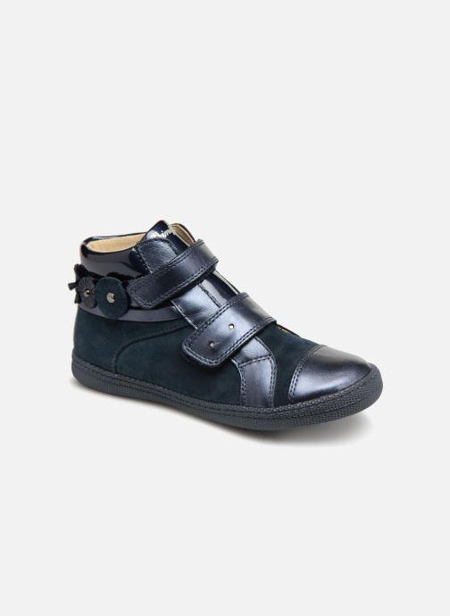 Ankle boots Primigi Gaia Blue detailed view/ Pair view