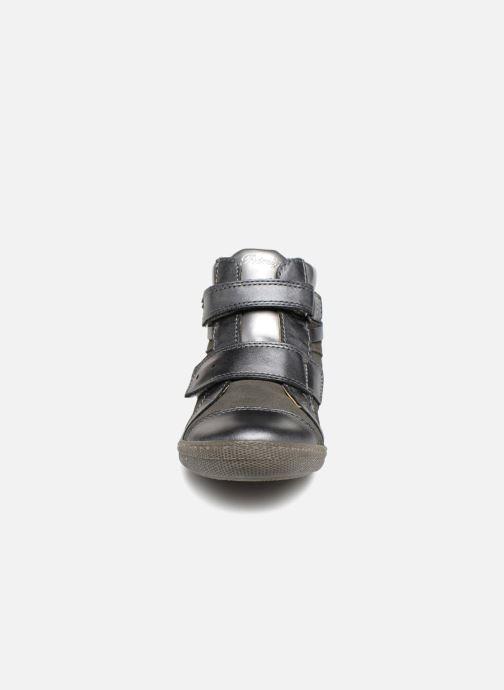 Bottines et boots Primigi Gaia Gris vue portées chaussures
