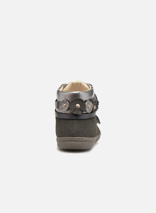 Ankle boots Primigi Gaia Grey view from the right