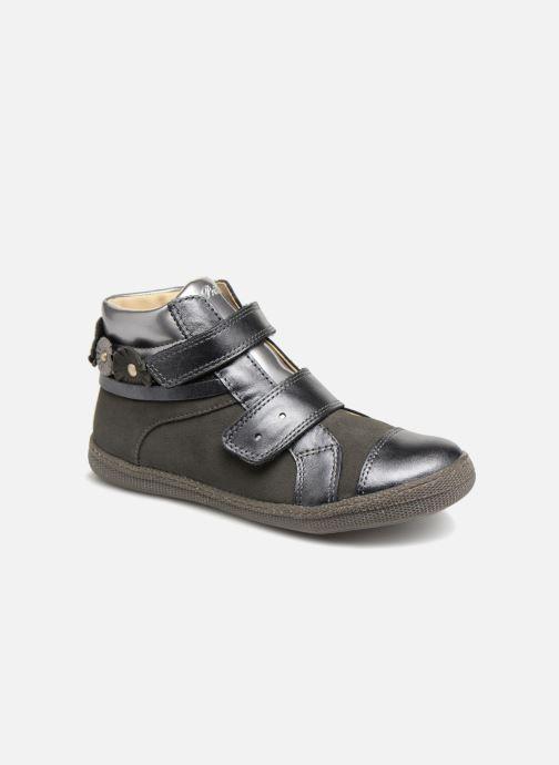 Bottines et boots Primigi Gaia Gris vue détail/paire