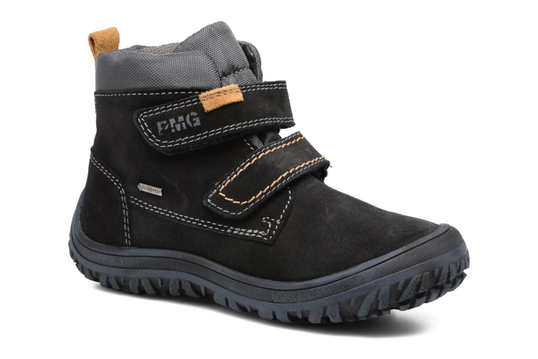 Ankle boots Primigi Mauro Blue detailed view/ Pair view
