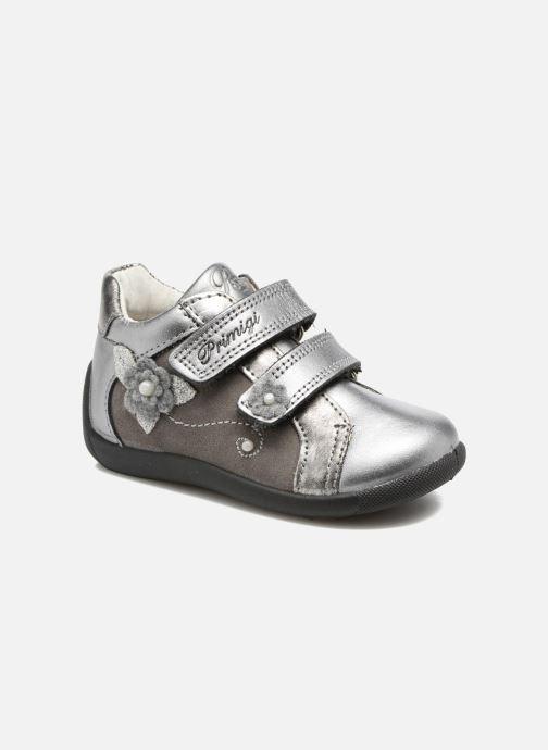 Schoenen met klitteband Primigi Gabelica Zilver detail