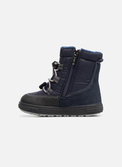 Zapatillas de deporte Primigi Djoko Azul vista de frente