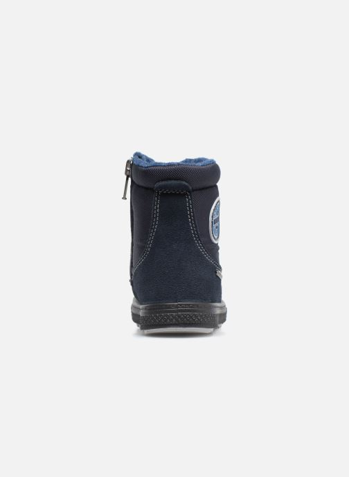 Zapatillas de deporte Primigi Djoko Azul vista lateral derecha