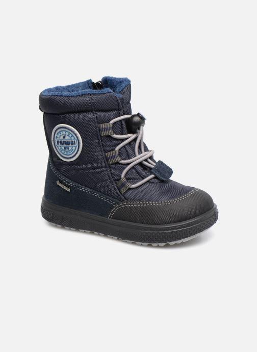 Zapatillas de deporte Primigi Djoko Azul vista de detalle / par