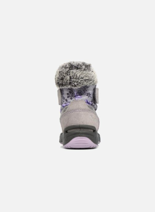 Zapatillas de deporte Primigi Gigi Gris vista lateral derecha
