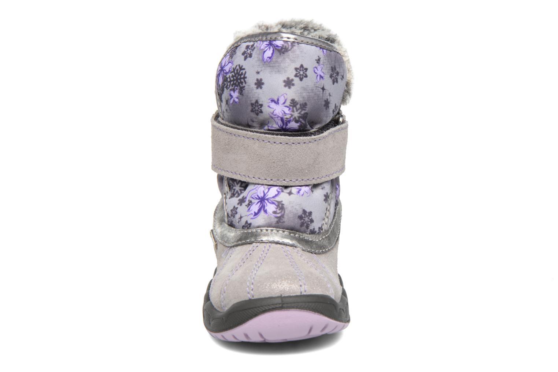 Sportschuhe Primigi Gigi grau schuhe getragen