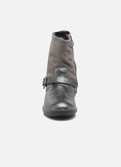 Ankle boots Primigi Lucrezia Silver model view