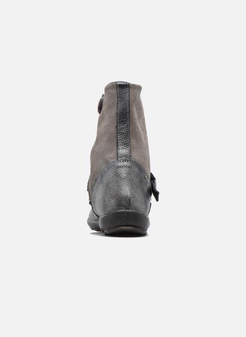 Ankle boots Primigi Lucrezia Silver view from the right